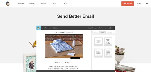Small Business Marketing Email Marketing Mail Chimp